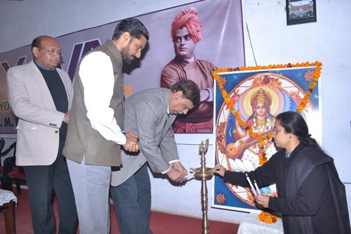 Lecture on Swami Vivekananda