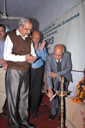 National conference on Recent Advances in Chemical and Environmental Sciences (RACES-2013) (Day-1) held at Modi College, Patiala