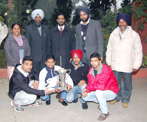 M. M. Modi College bags Punjabi University Inter College Judo (Men) Championship
