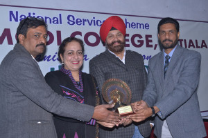 Seminar on Save the Girl Child held at Modi College, Patiala