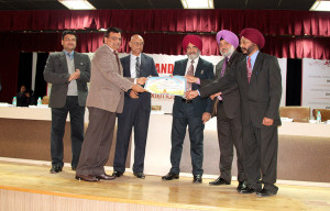 Prof. Sharwan Kumar Madaan Felicitated