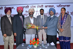 Regional languages play important role in the  growth and development of any country – Dr. Joga Singh