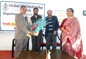 Social Science Department organised Seminar on Youth Awareness Against Drugs