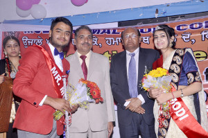 Farewell Party by BA Students organized at Modi College