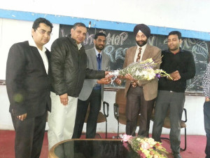 """Workshop on """"Resume Writing and Interview Skills"""""""