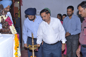 UGC Sponsord Faculty Development Programme on 'Quality Research in Higher Education Institutions – Issues Calling Attention' held at Multani Mal Modi College, Patiala