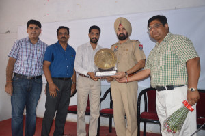 Seminar on Traffic Rules held at M M Modi College, Patiala