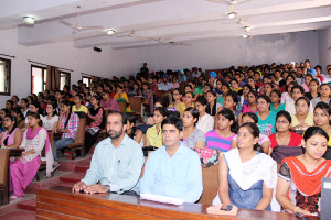 New Academic Session begins with a 3-days  Student Orientation Programme