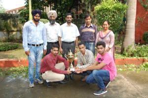 M. M. Modi College Boys Win Punjabi University Cycling (Road) Championship