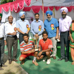 Multani Mal Modi College wins Punjabi University Inter-College Lawn Tennis Championship