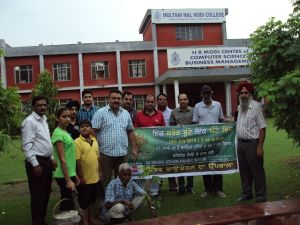 Plantation Drive by Eco-Club