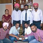 M. M. Modi College (Men) Wins Punjabi University Cycling (Road) Championship