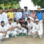 M. M. Modi College Wins Punjabi University Inter Zonal Cricket Championship (Men)