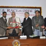 Valedictory function of the 8th National Conference on Recent Advances in Chemical, Biological and Environmental Sciences (RACES, 2016) held at M. M. Modi College, Patiala