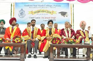 Convocation – 2016 dedicated to the Women Day