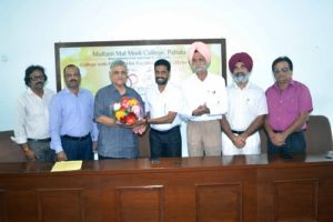M M Modi College acknowledged as an Island of Excellence with CPE-II Status