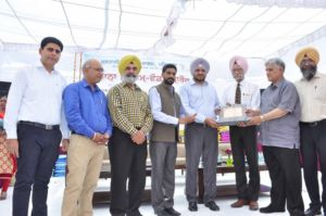 Annual Prize Distribution Function held at Multani Mal Modi College