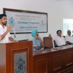 Two-Day Orientation Programme for the entry level students at M M Modi College, Patiala