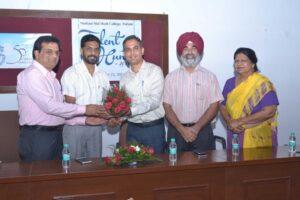 Talent Hunt held at M. M. Modi College, Patiala