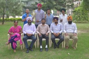MODI COLLEGE WINS PUNJABI UNIVERSITY Wrestling (Men) INTER COLLEGE CHAMPIONSHIP