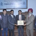 M M Modi College, Patiala organized 'Technoquest – 2018'