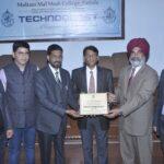 M M Modi College, Patiala organized 'Technoquest – 2018'