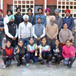 Multani Mal Modi College won overall Inter-College Gatka Championship