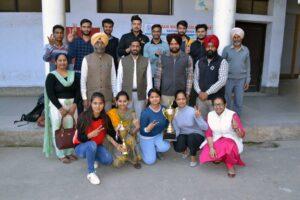 Modi College, Patiala wins Punjabi University Inter-College E-Sports Championships (Men and Women)