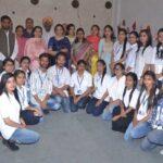 Fashion Exhibition 'Creations-2019' held at Modi College