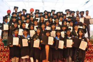 Modi College organizes Convocation-2019
