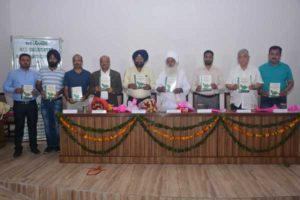 10th National Conference on Recent Advances in Chemical and Environmental Sciences inaugurated