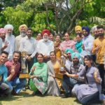 M M Modi College wins Maharaja Yadvindra Singh Trophy General Sports Championship (Boys) sixth time and Rajkumari Amrit Kaur General Sports Championship (Girls) – 2016-17