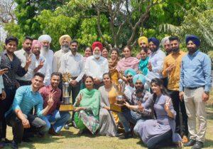 M M Modi College wins Maharaja Yadvindra Singh Trophy General Sports Championship (Boys) sixth time and Rajkumari Amrit Kaur General Sports Championship (Girls) – 2016-17