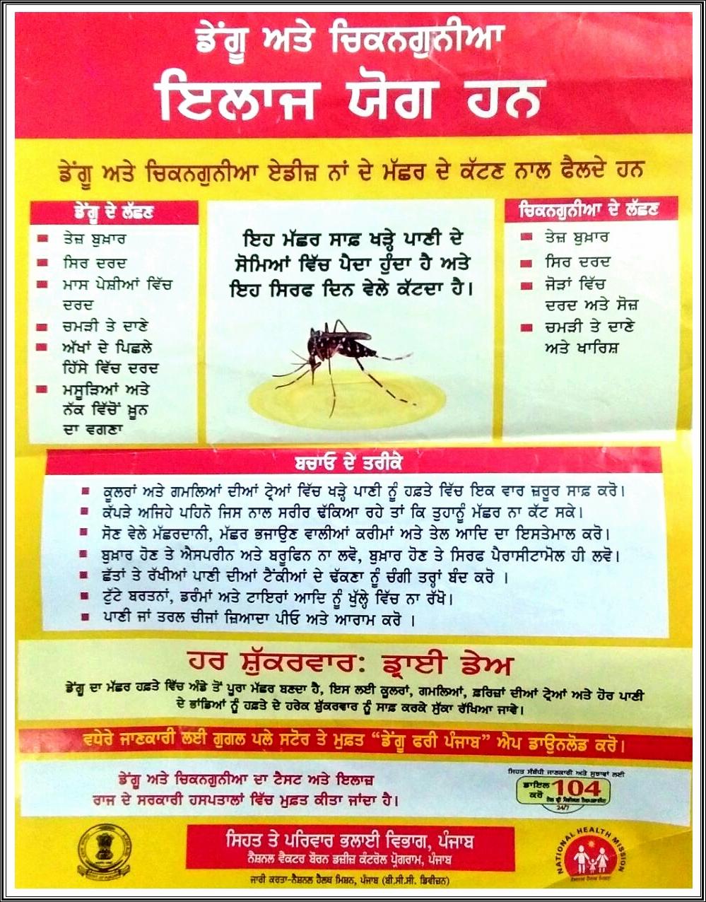 Dengue Poster1