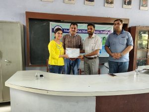 Multani Mal Modi College organized 10 day Annual Workshop on Modern Techniques in Biological Sciences