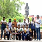 Modi College wins Punjabi University Basketball (Boys) Inter College Championship