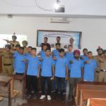 NCC Cadets participated in 'Swacchta Campaign-2019'