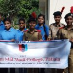 NCC cadets participated in Swacch Pakhwada activity