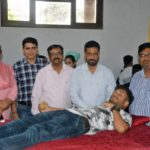 Blood Donation Camp organized