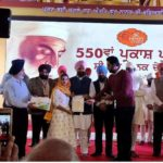 Students won prizes in Dera Baba Nanak Online Youth Festival