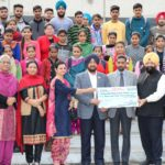 Sarbat Da Bhala Trust distributed Scholarships worth 9.5 Lacs