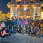 Commerce students visited Kasauli and Chauki Dhani