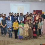Alumni Meet by Department of Commerce