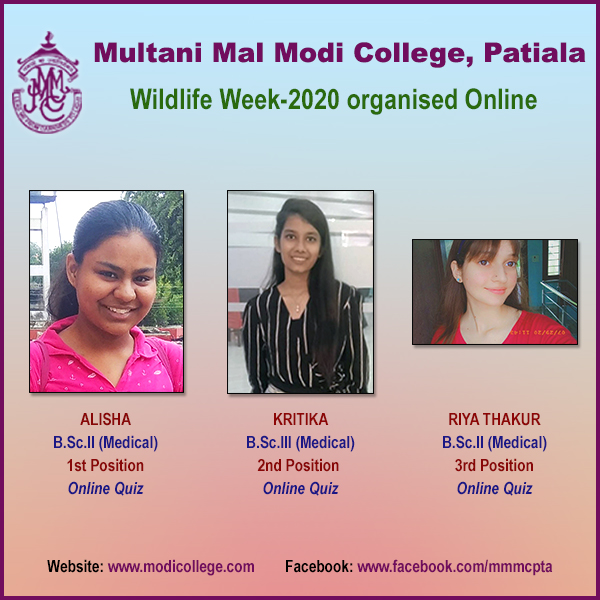 Wildlife Week 2020 Web-Img