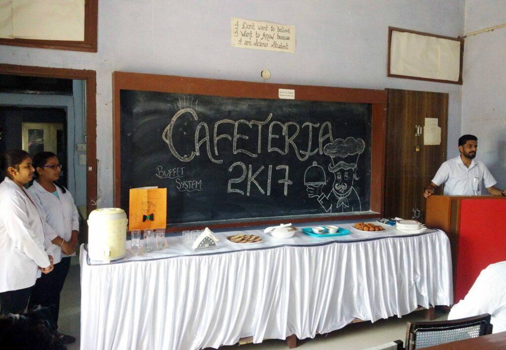 Food Cafeteria 2017
