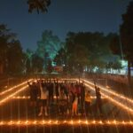 Diwali at Modi Tennis Academy