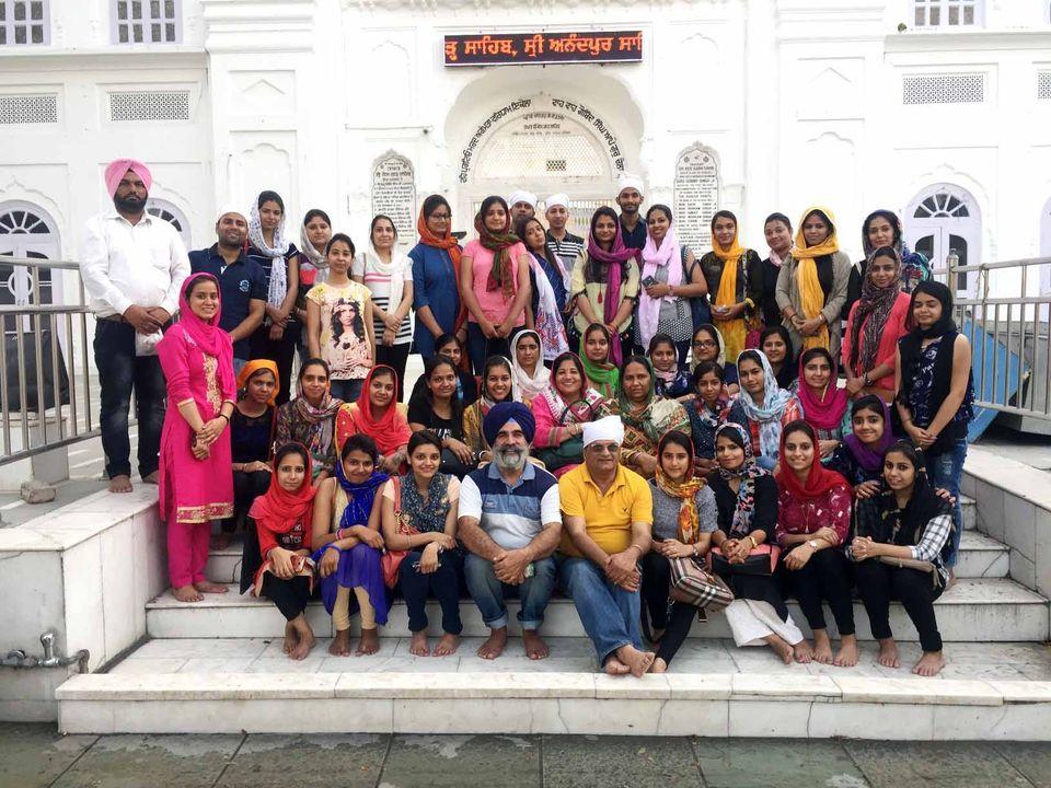 Trip to Virasat e Khalsa