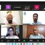Seven Days National Level Virtual Teacher Capacity Building Workshop concludes at Modi College