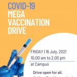 COVID-19 Vaccination Camp has been preponed