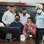 College conducted special camp for Covid-19 vaccination